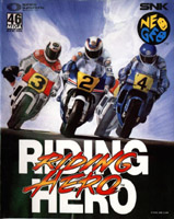 Photo de la boite de Riding Hero